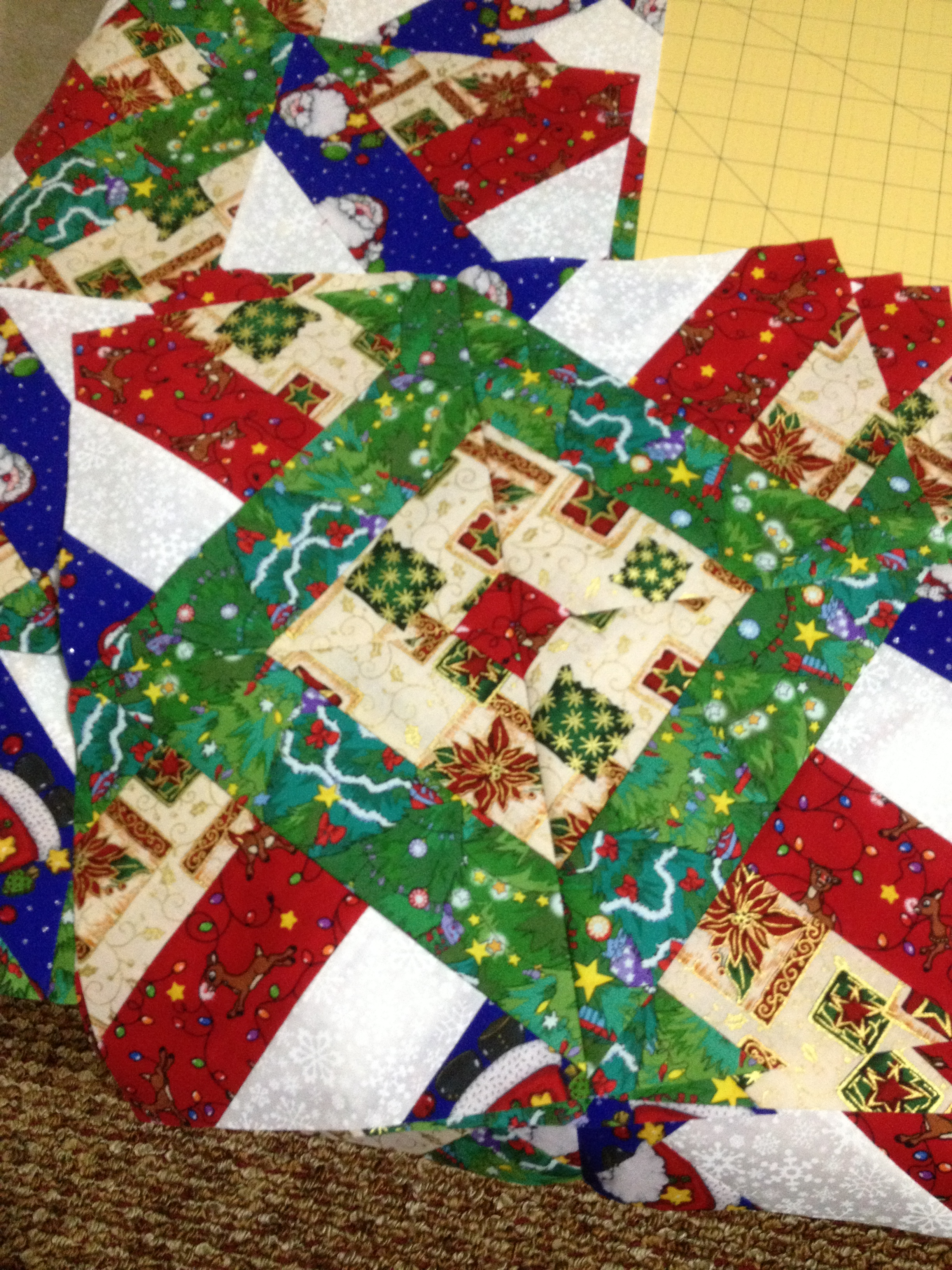 quilt tag christmas cowtown img quilts